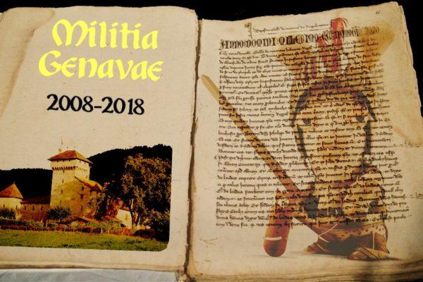 Militia Genavae fête ses 10 ans