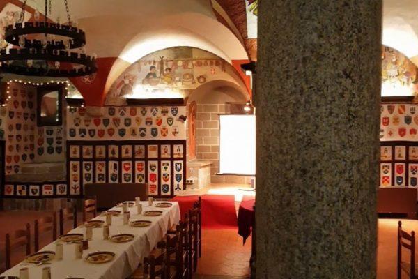 Salle du banquet